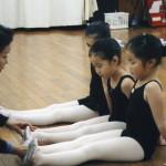 市川にあるバレエ教室の中橋バレエステージアカデミーは目的に合わせて選べるクラス編成があります。
